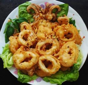 crispy squid relleno