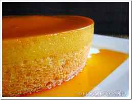 leche flan cake