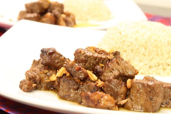 Chicken Salpicao