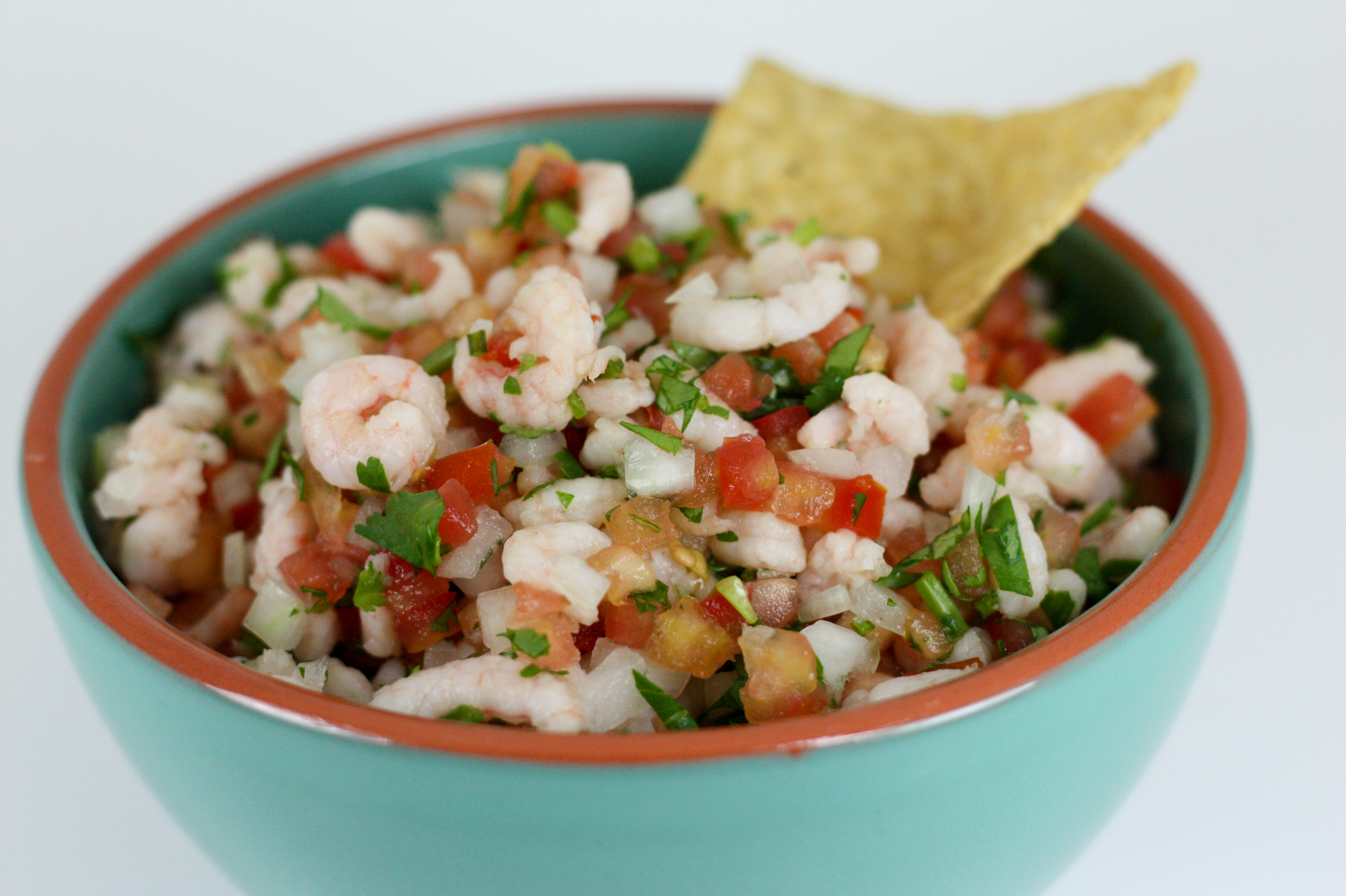 Mexican Ceviche Recipe — Dishmaps