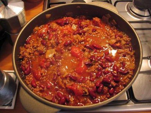 Chili con Carne - Lutong Pinas » Lutong Pinas