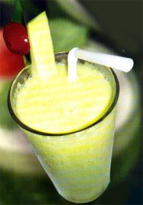 Green Mango Shake
