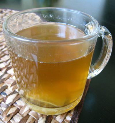 Salabat Tea