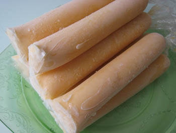 Melon Ice Candy