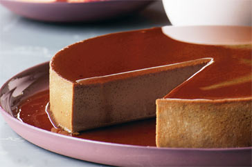 choco leche flan