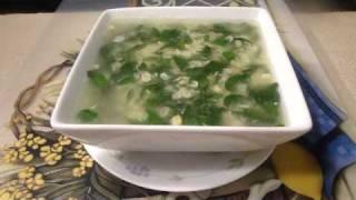 Malunggay Corn Soup